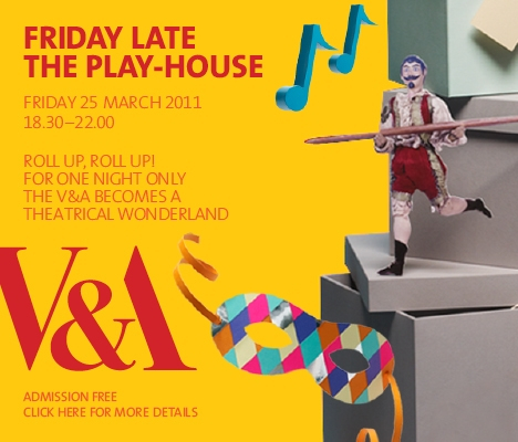 Play-House 25 March