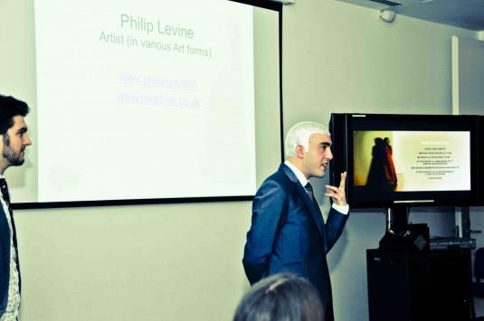 Philip Levine CAM Talk 3